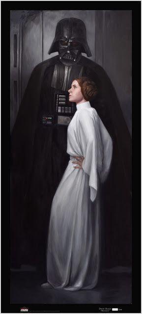 'Star Wars Celebration Orlando 2017' Art by Drew Baker