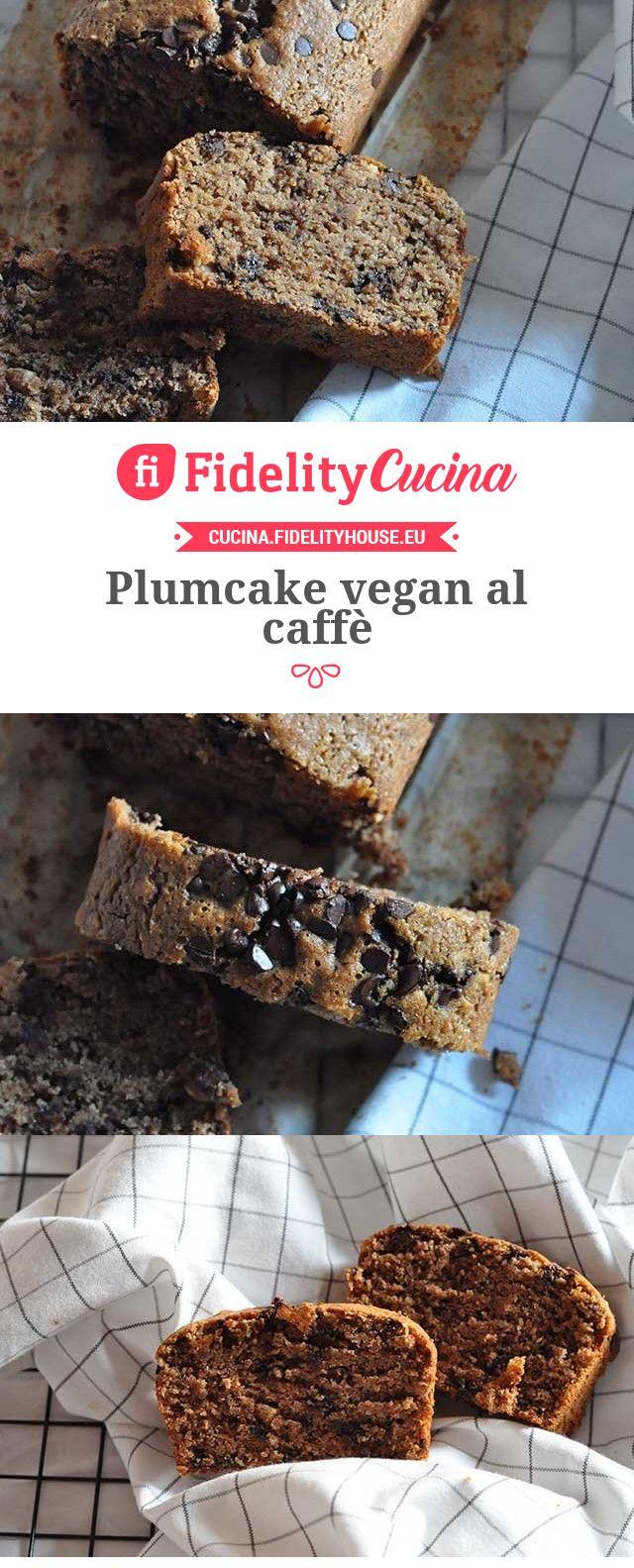Plumcake vegan al caffè