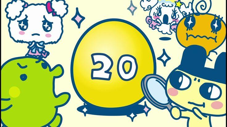 11-23-16 20th Anniversary of Tamagotchi!!!「20しゅーねん お祝い企画 たまごっち×SCRAP ナゾときこんぐらっちれーしょん!」  第1弾 開かずのタイムカプセルのナゾを解け!