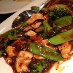 Куриные грудки по-китайски
