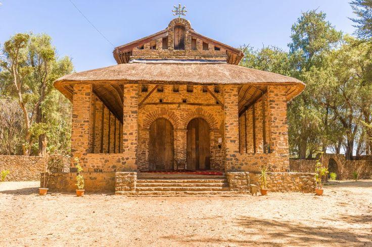 Äthiopien - Debre Birhan Selassie   http://www.africa-royal-tours.de/aethiopien-reisen/