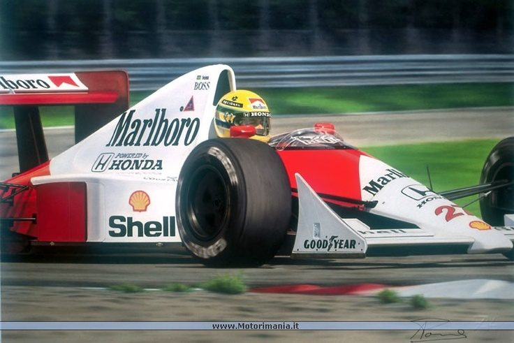 Formula One - Ayrton Senna