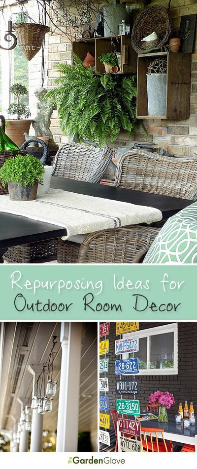 17 best images about home garden on pinterest ikea for Outdoor decorating hacks