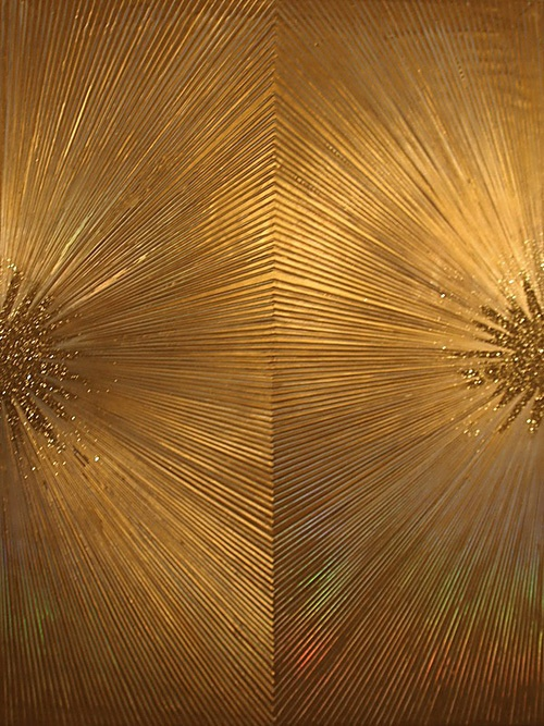 bling-gold dust Sylvia Hommert. Would look great on a Dior gray, or any gray for that matter