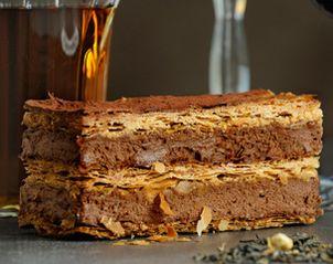 Recette Mille-feuille facile au chocolat