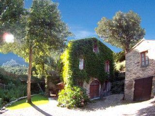 FERIENHAUS+IN+EINER+ALTEN,+RENOVIERTEN+MÛHLE+AN+EINEM+FLUSS+++Ferienhaus in Haute Corse von @homeaway! #vacation #rental #travel #homeaway