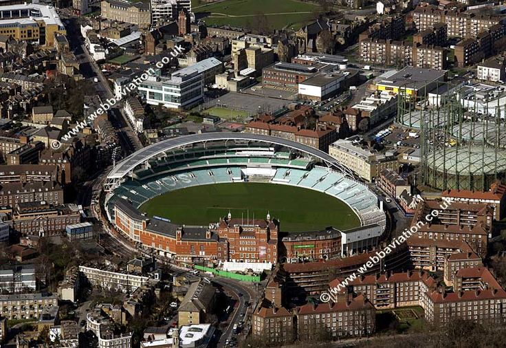 The Oval, London, England.
