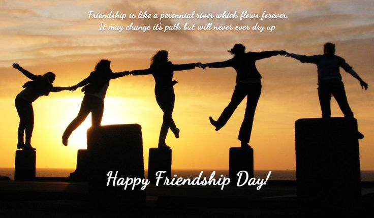 Happy Friendship Day mobile screens