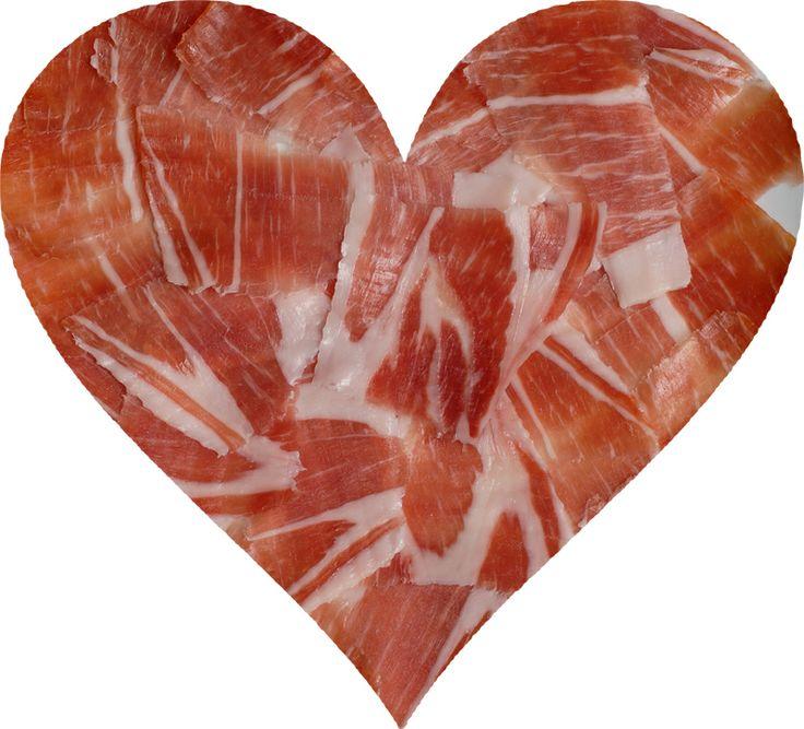 Love with Iberian ham on Valentine´s Day  http://www.mediterraneandeli.eu/epages/64369807.sf/en_GB/?ObjectPath=/Shops/64369807/Categories/Category1