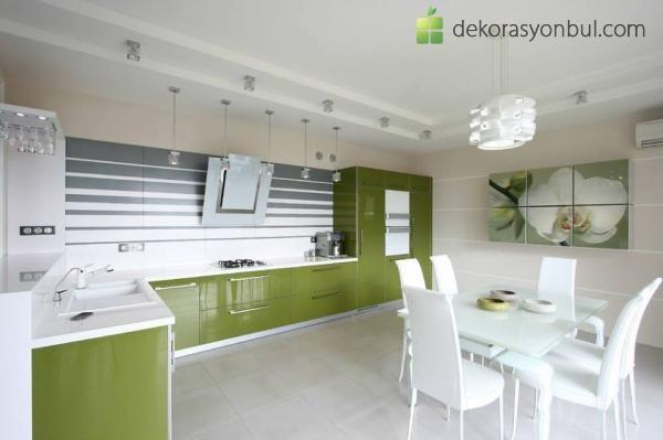 2015 modern mutfak dolabı