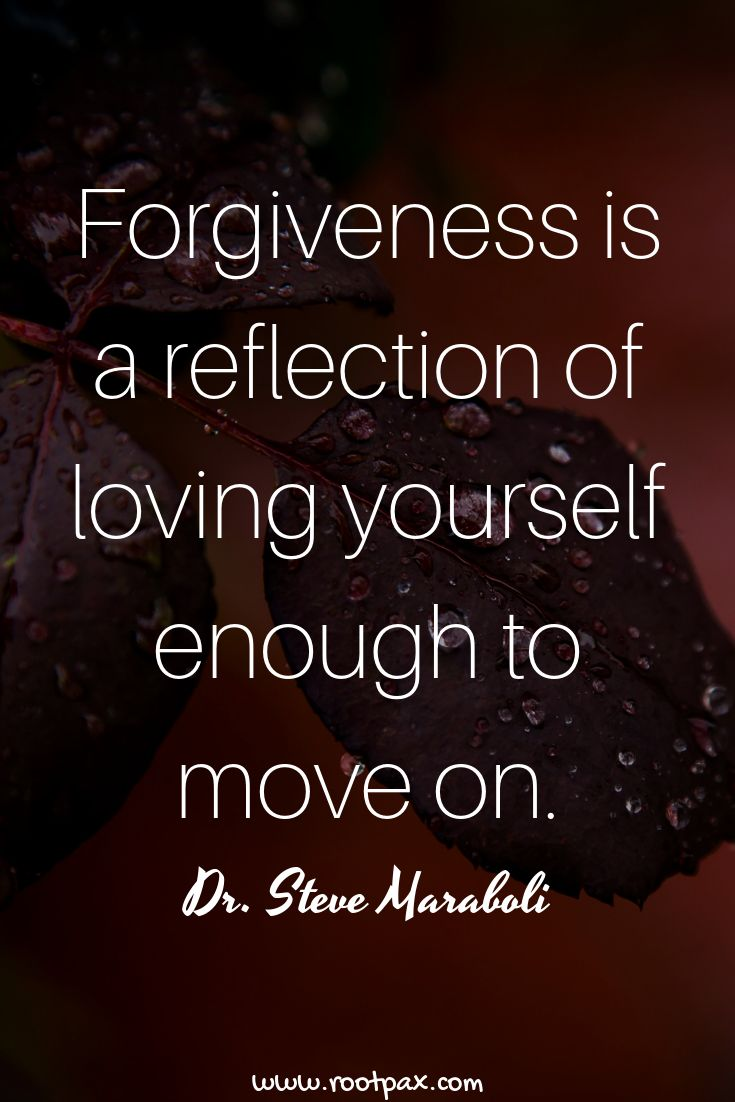 Forgiveness, personal growth, self love,…