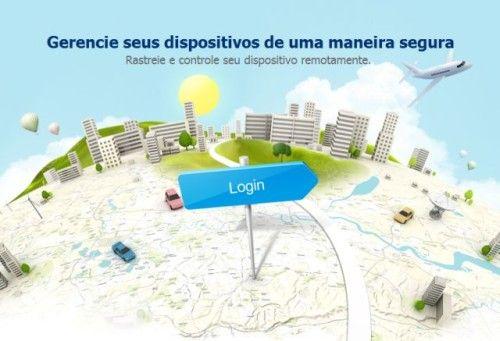 Rastreamento de Celular com GPS 3