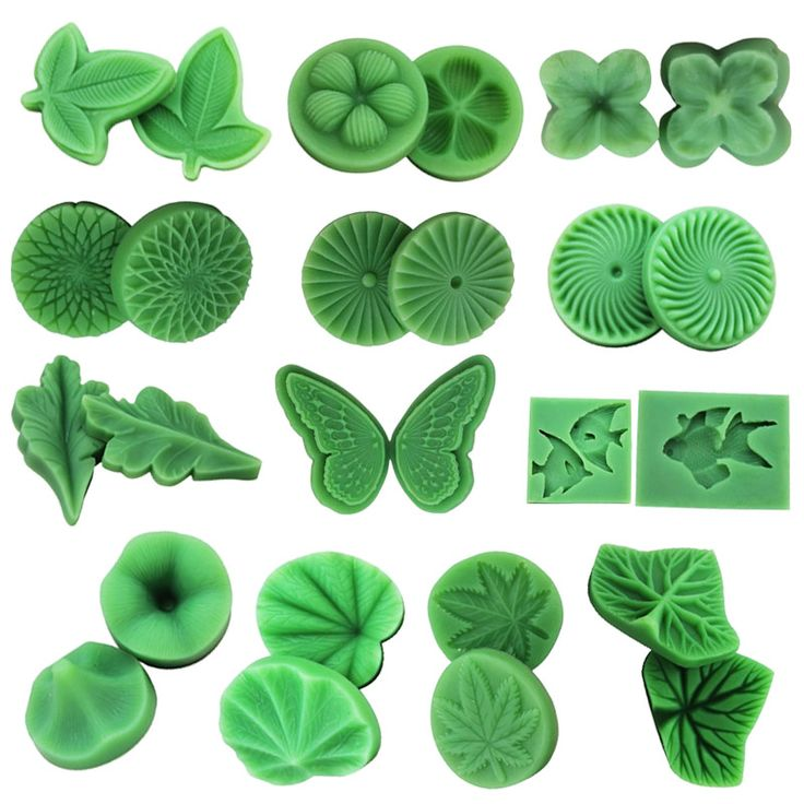 Image result for fan fondant molds