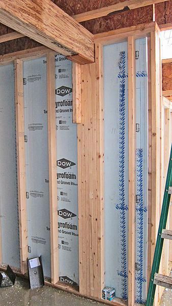 How to Insulate your Basement. Ask any Home Improvement Contractor, best practices to insulate your basement should always include ridged foam.