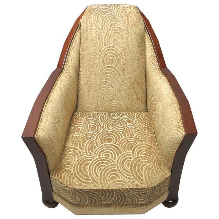 399 best Art Deco Chairs images on Pinterest | Art deco ...