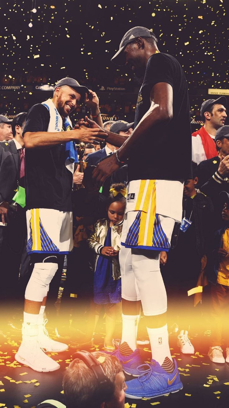 Stephen curry Kevin Durant wallpaper