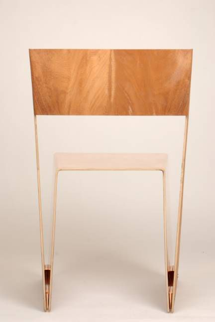 Good Tlf01 Plywood Stackable Chair By Tobias Labarque   Chair Blog Nice Look