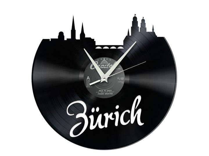 Schallplattenuhr.ch zurich zu rich