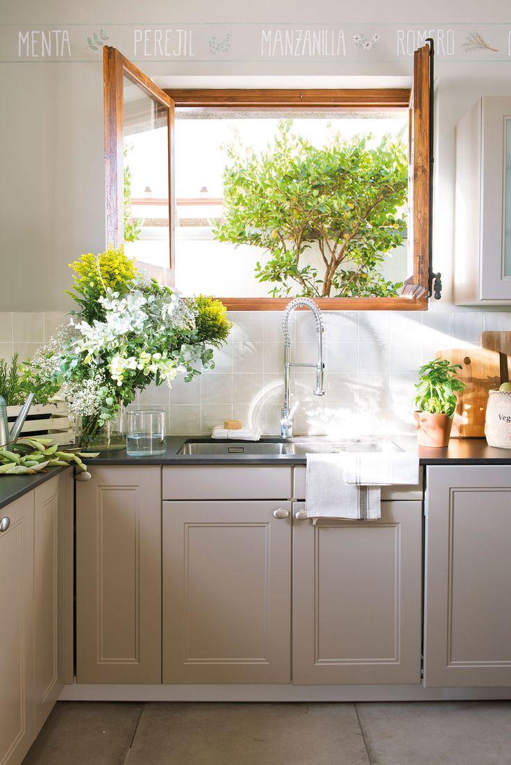 Las 25 mejores ideas sobre fregadero de jard n en for Fregaderos para jardin
