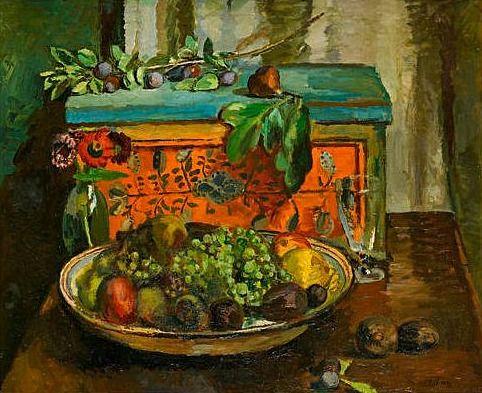 Vanessa Bell    The Turkish Box    1934