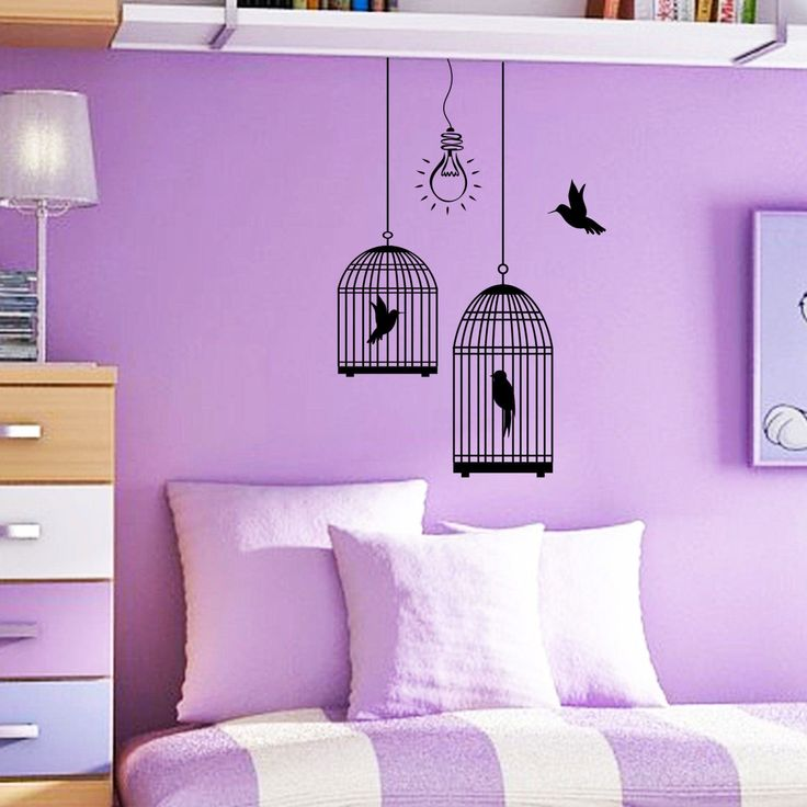 die besten 25 lila schlafzimmer ideen auf pinterest farbmuster fr hliche farben und. Black Bedroom Furniture Sets. Home Design Ideas