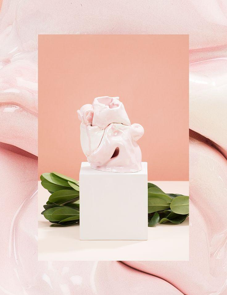 Maria Egorova, A series of cream vases 1/3.png