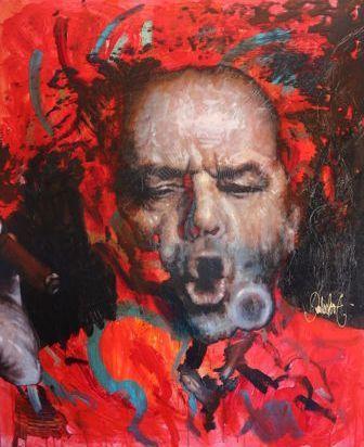 Online veilinghuis Catawiki: Peter Donkersloot - Jack Nicholson