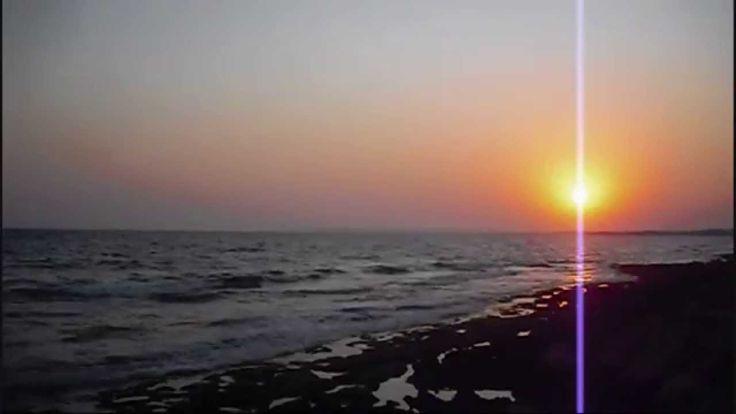 Llewellyn - Peace  & Sunset Mediterranean Sea Ayia Napa