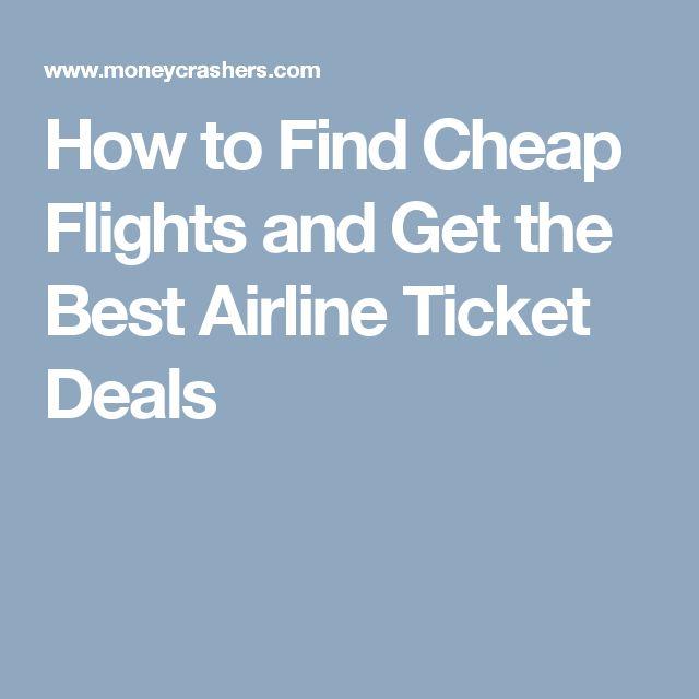 Cheap Flights: Find Cheap Airline Tickets & Flight Deals ...