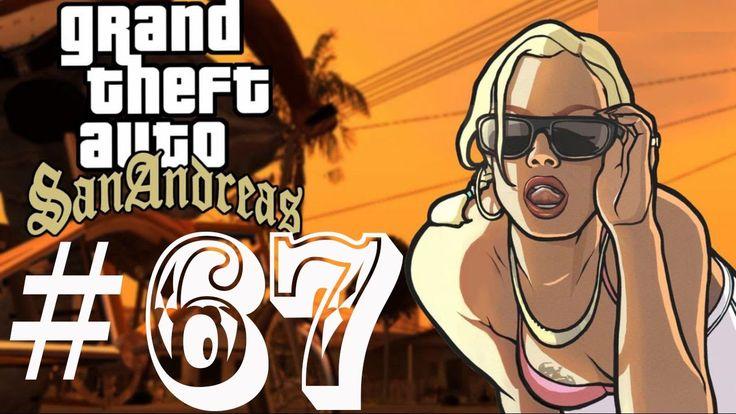 GTA San Andreas: Missão Voo em Baixa Altitude - Gameplay Parte 67