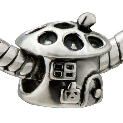 Pugster Jewelry Mushroom House Bead Fit Pandora Chamilia Biagi Charm & Bracelet Pugster. $12.49. Pugster are adding new designs all the time. Unthreaded European story bracelet design. Money-back Satisfaction Guarantee. Fit Pandora, Biagi, and Chamilia Charm Bead Bracelets. Free Jewerly Box