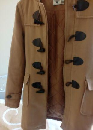 Kup mój przedmiot na #vintedpl http://www.vinted.pl/damska-odziez/plaszcze/12250374-bezowy-plaszczyk-wiosenny-house-s
