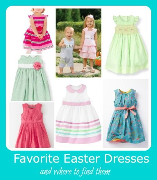 10  ideas about Little Girls Easter Dresses on Pinterest  Baby ...