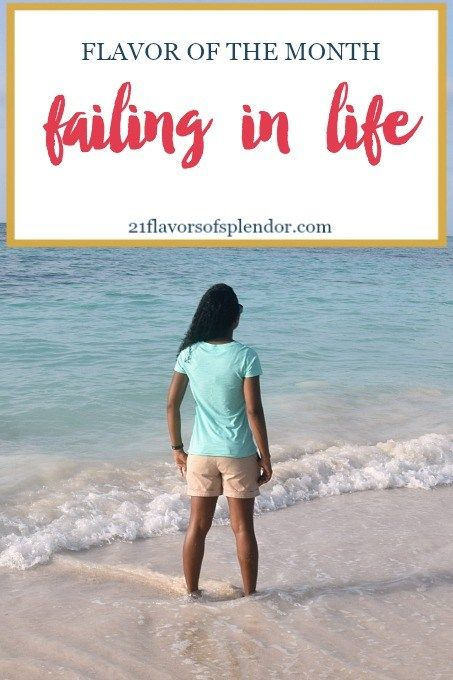 Failing and the feeling of failure is a part of life. Yet, no matter how much feeling like you are failing in life, we cannot let that feeling define you. Click.. #growth #encouragement #lifehack
