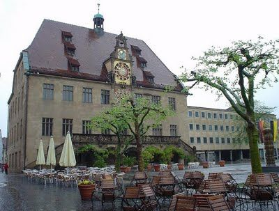 Not A Ballerina:  Visiting Heilbronn, Germany: What to see and why to go!