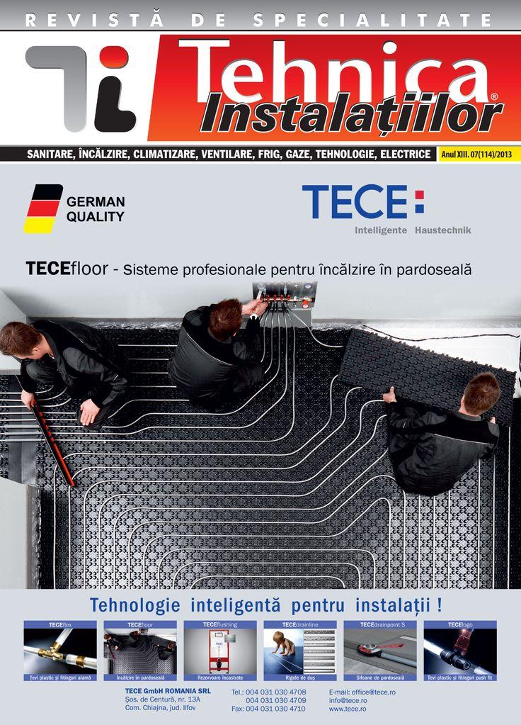 Revista Tehnica Instalatiilor nr. 07_114_2013
