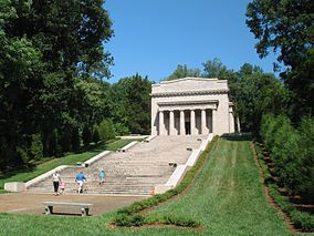 Abraham Lincoln Birthplace Memorial Building Hodgenville, Ky.