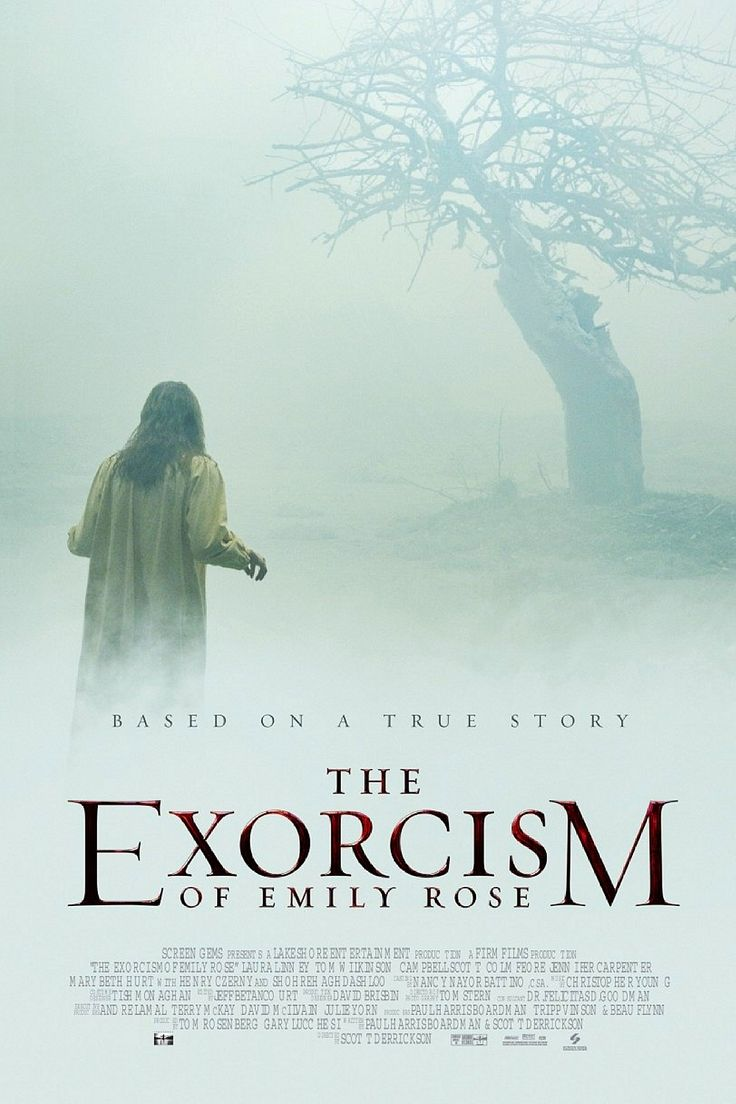 The Exorcism of Emily Rose (2005). This movie will make you very wary of the hour between 3:00 am and 4:00 am...