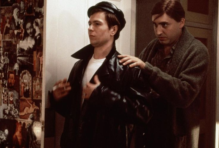 PRICK UP YOUR EARS, Gary Oldman, Alfred Molina, 1987