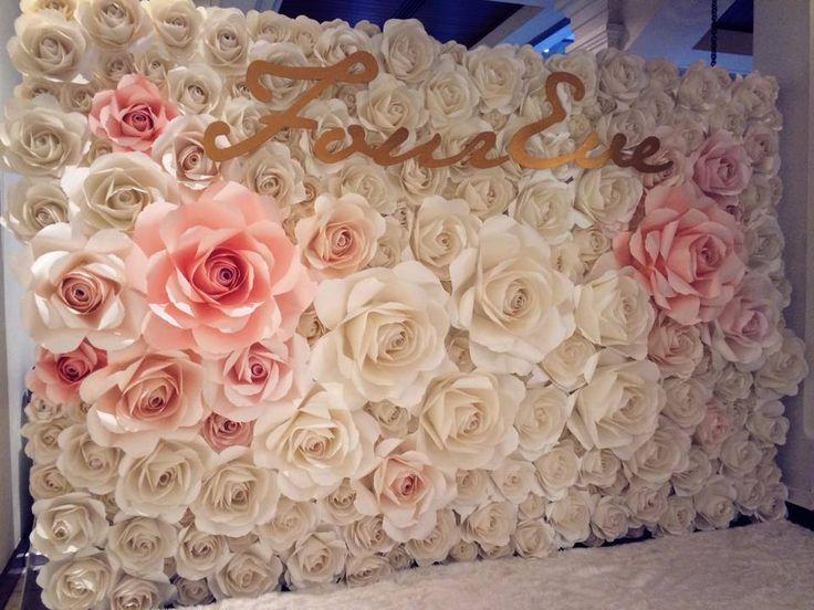 flower giant paper - Pesquisa Google