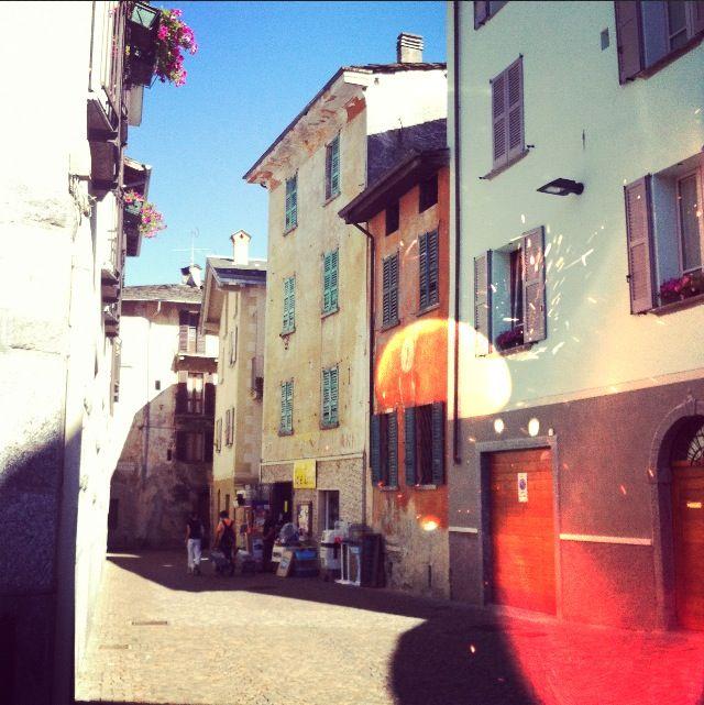 #italy #morbegno #holidays #travel #europe #streets