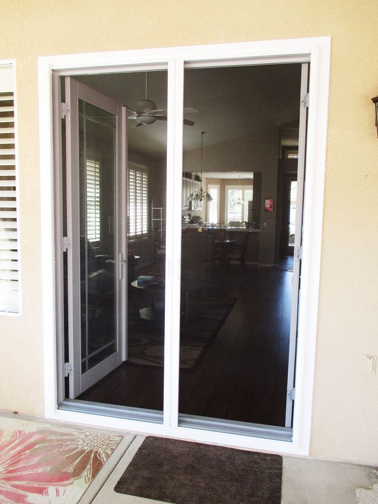 205 best french door stowaway retractable screen doors for French door sliding screen