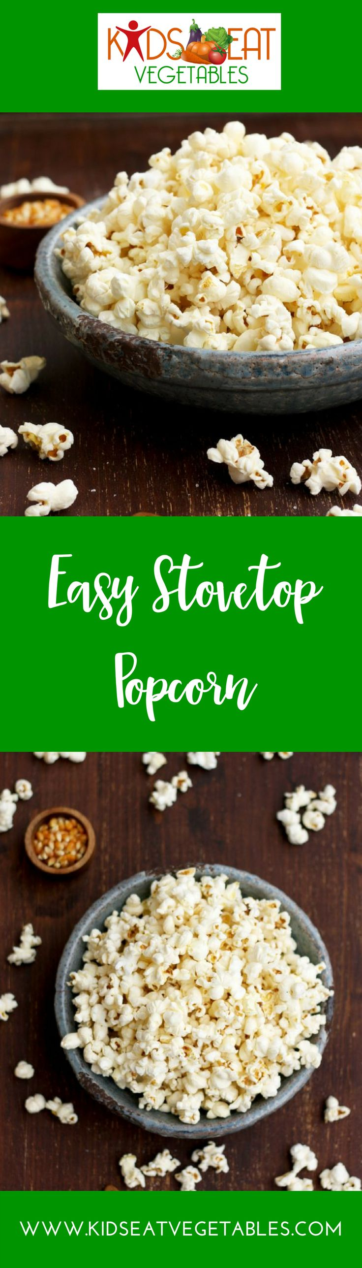 Do you want to know how to make a perfect batch of popcorn, with no burnt kernels? Check this easy stove-top popcorn recipe.