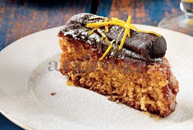 Πανεύκολο κέικ πορτοκάλι
