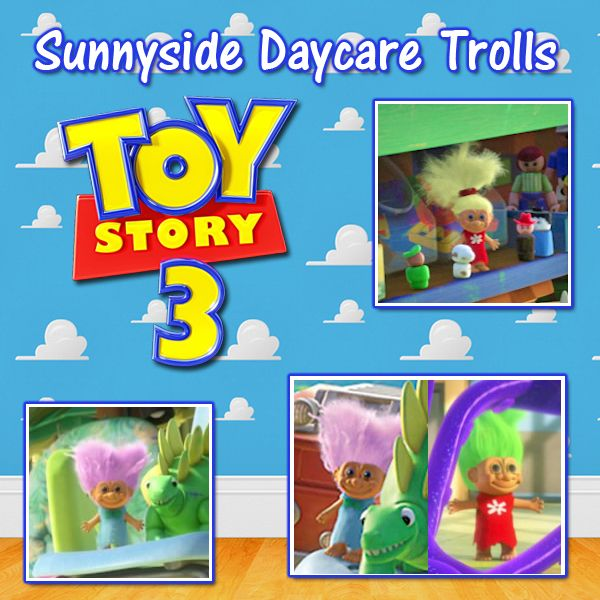 Toy Story 3 Sunnyside Daycare : Best images about anything troll on pinterest toys