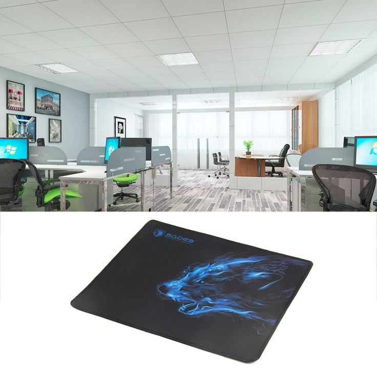 Super Large Size Thick Gaming Mouse Pad Trendy Anti-Slip Home Office Notebook Computer Playing Game Mouse Pad