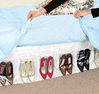 Dicas para Organização de Sapatos