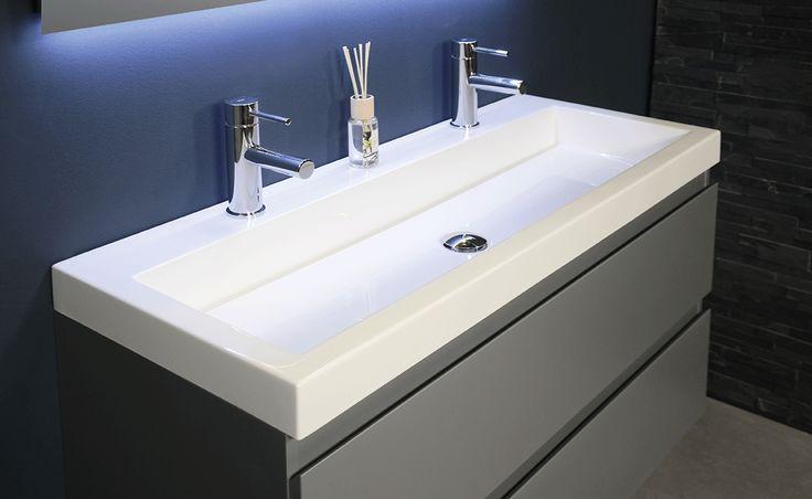 INK 40 DOCK wastafel - badkamer - meubelen - badkamermeubel - badmeubel - bathroom