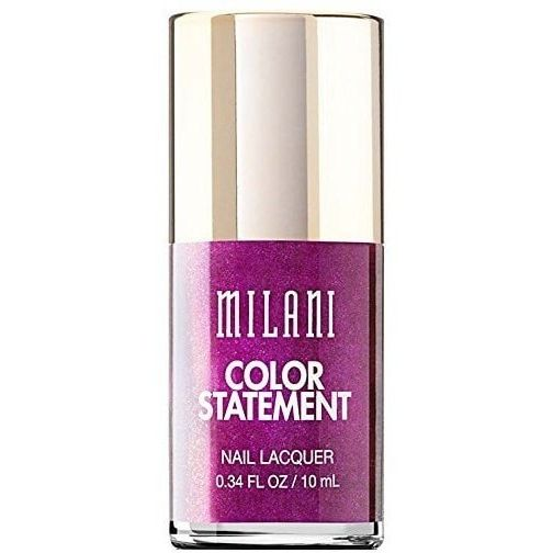 Milani Color Statement Nail Lacquer - 14 Sugar Plum (Pack of 3)