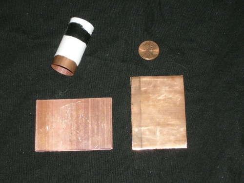 Copper Sheet from copper pipe  - Ricavare una lastra da un tubo di rame